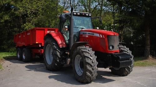 Massey Ferguson Tractor