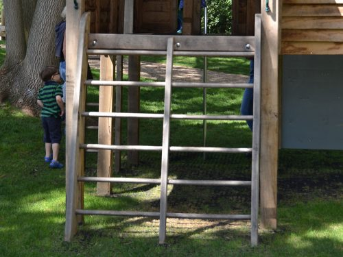 Access Angled Climb Ladder