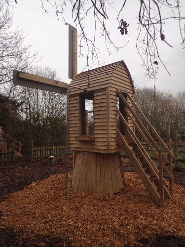 Back Left Avoncroft Museum Of Historic Buildings Play Windmill And Boardwalk E1484656672117
