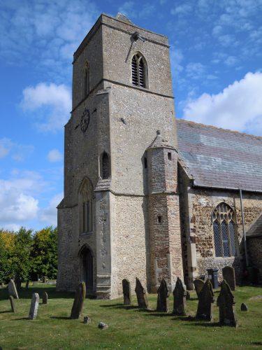 Barton Bendish Church
