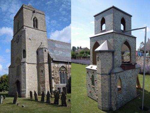 Barton Bendish Play Church