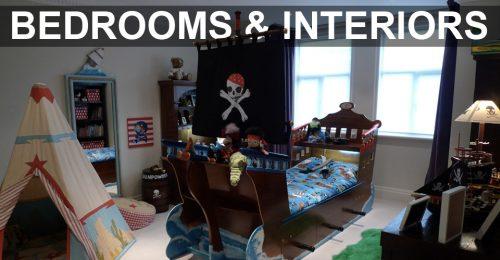 Bedrooms Interiors 1