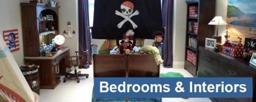 Bedrooms & Interiors