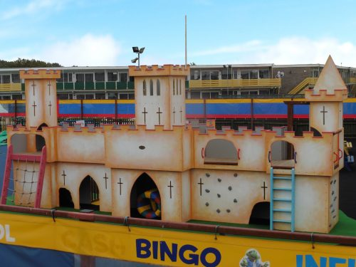 Bingo View Pontins Southport Play Castle