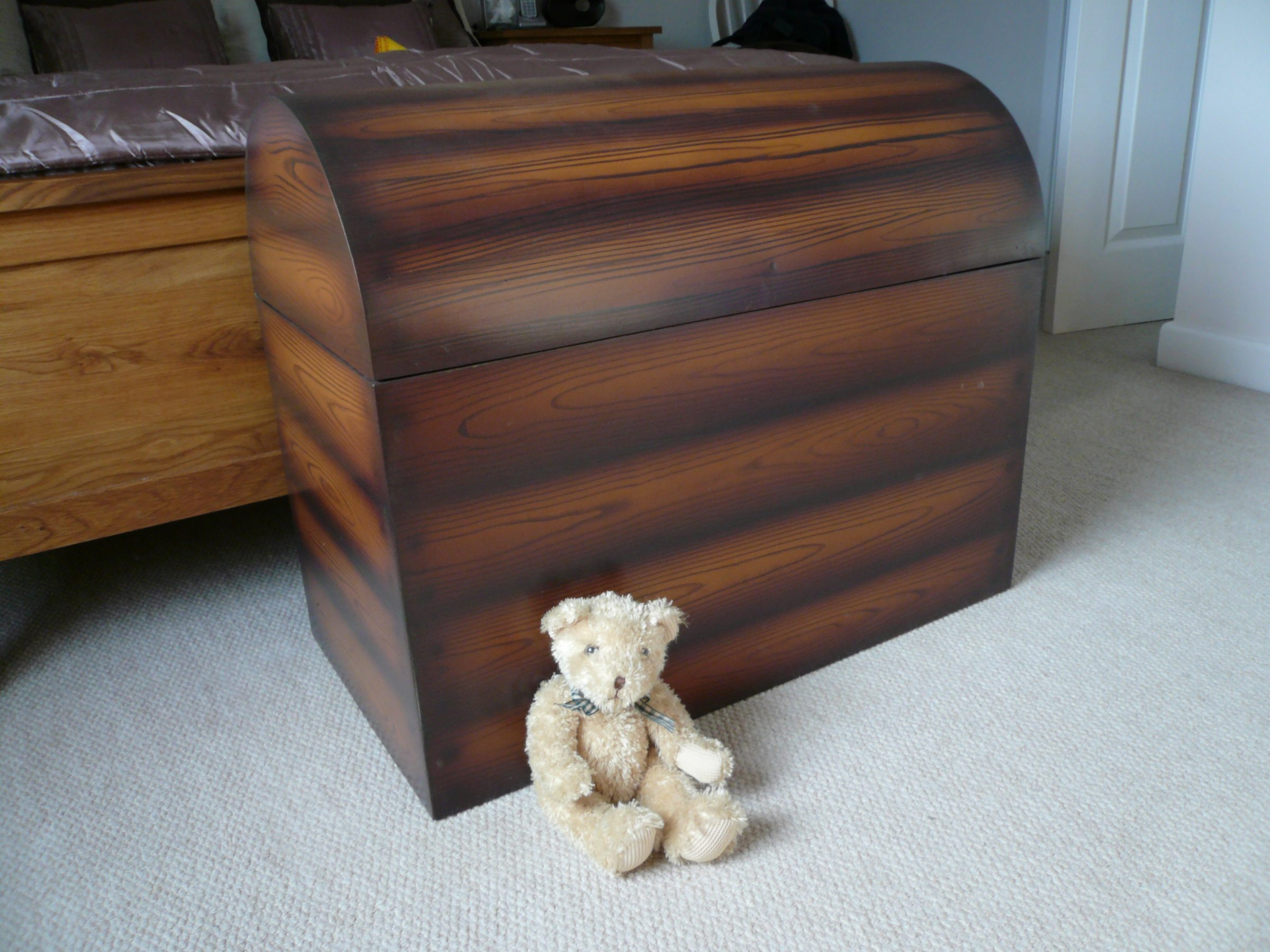 All Toy Boxes, Treasure Chests, And Drawers Are Custom Made