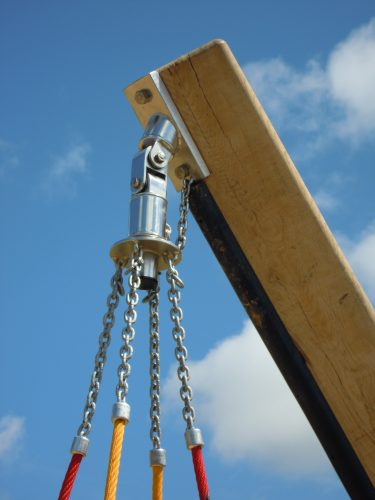 Cantilever Basket Swing Fixing