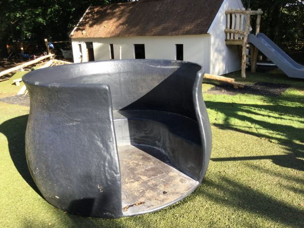 Cauldron Seat Robert Burns Museum Themed Playground