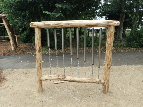 Chimes Fountains Abbey And Studley Foyal Extensive Rustic Outdoor Woodland Play Area By Flights Of Fantasy