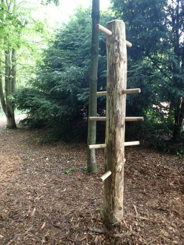 Climb Post Fountains Abbey And Studley Foyal Extensive Rustic Outdoor Woodland Play Area By Flights Of Fantasy E1482009638691