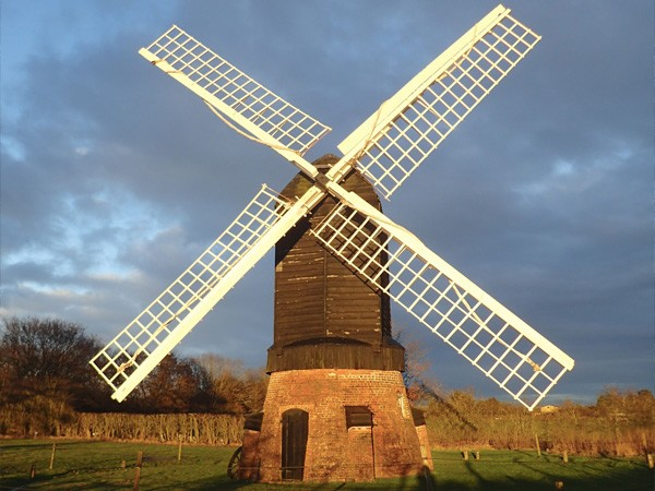 Danzey Green Windmill