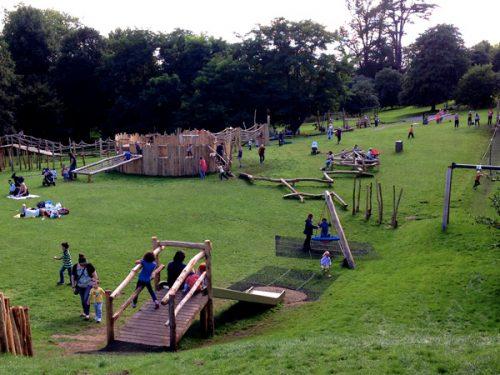 Farnham Park Adventure Playground