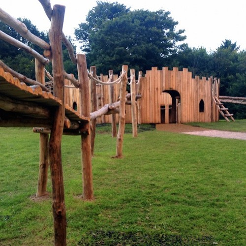 Feature Of Farnham Park Play Area