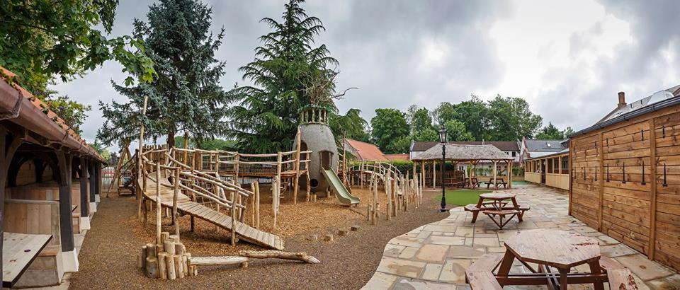 Ffolkes Arms Hillington Adventure Play Area