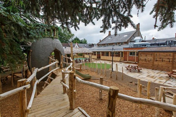 Ffolkes Arms Hotel Playground