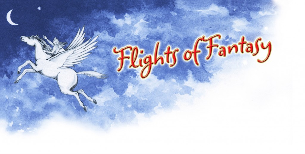 Flights Of Fantasy Old Logo