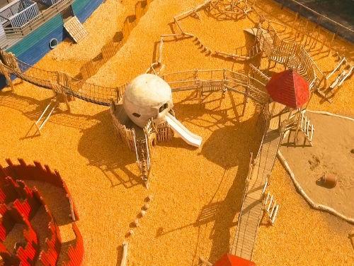 Folly Farm Pirate Play Area Icon