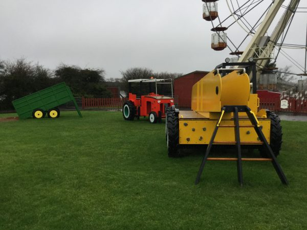 Folly Farm Play Machines
