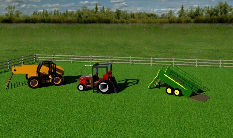 Folly Farm Play Machines Plans