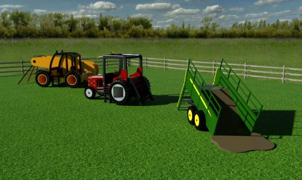 Folly Farm Play Machines Plans Back