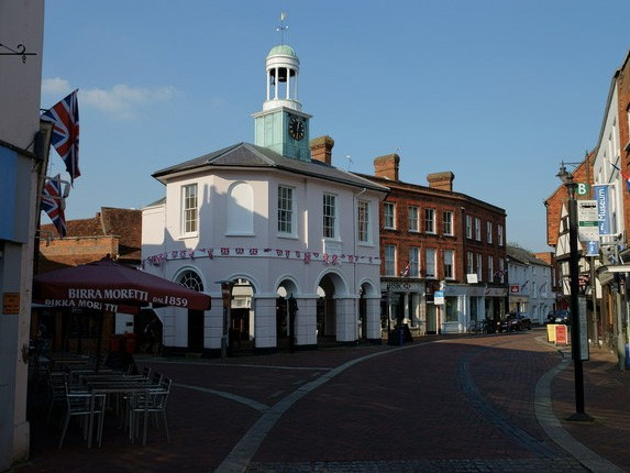 Godalming Pepperpot 1