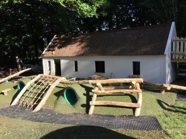 House Replica – Robert Burns Museum Themed Playground