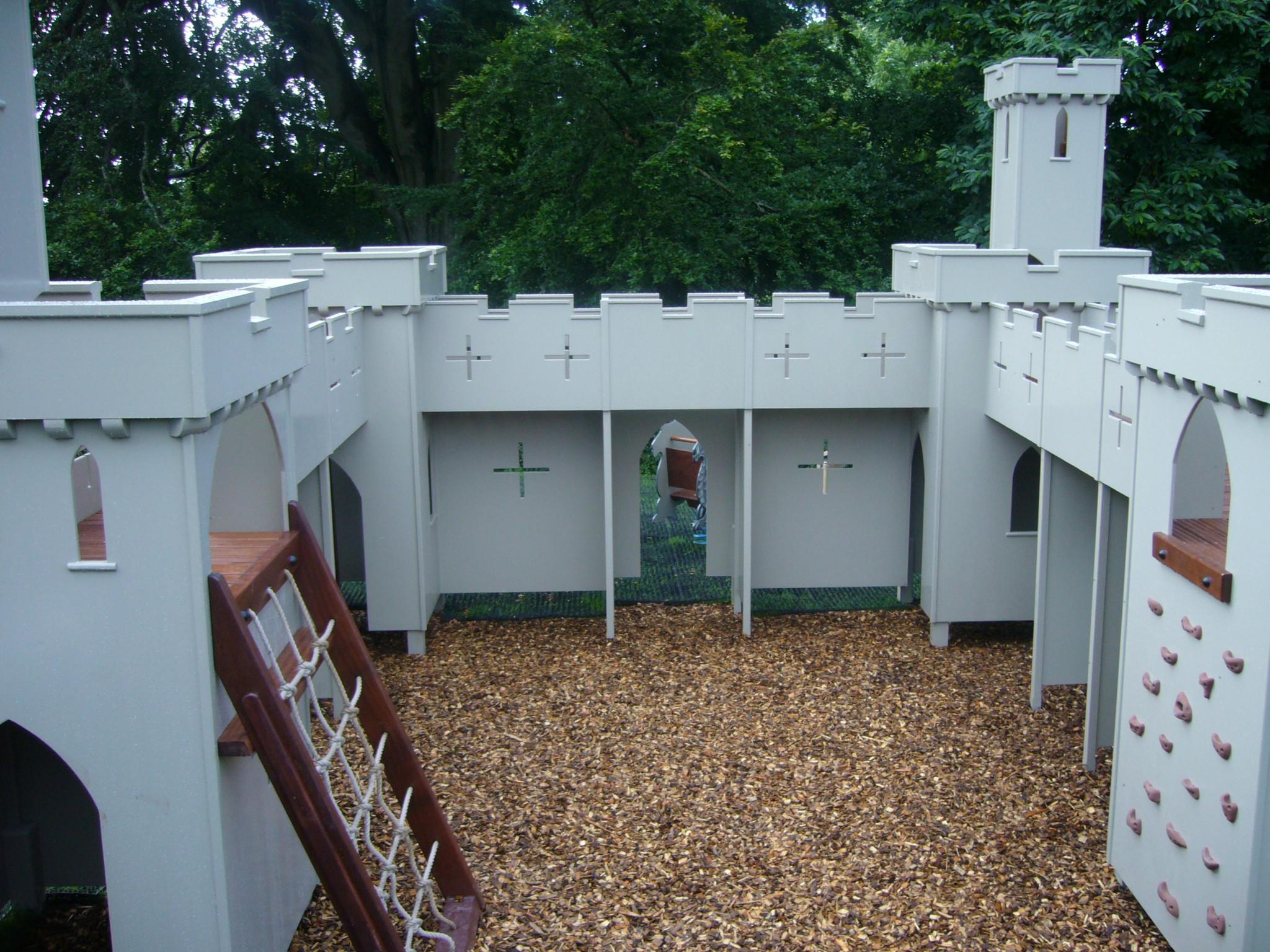 croft castle adventure play area | flights of fantasy