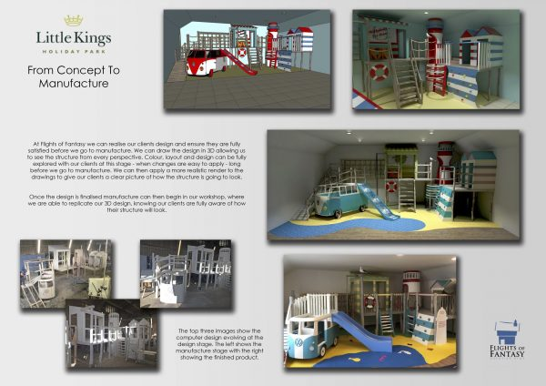 Little Kings Design Development Plans To Reality