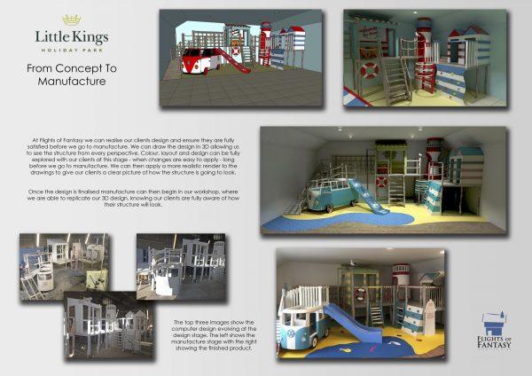 Little Kings Design Development Plans To Reality