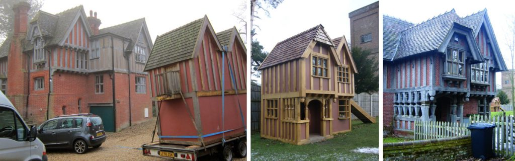 Little Lodge Replica Playhouse