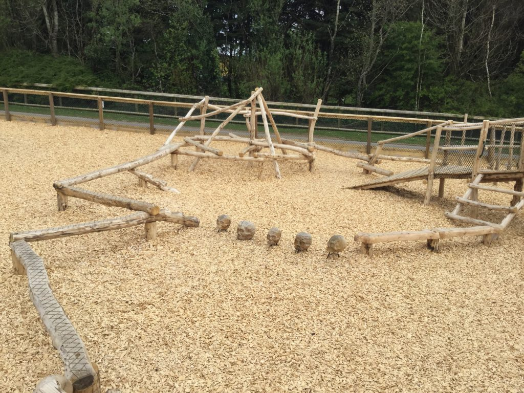 Low Height Play Folly Farm Pirate Play Area Playground