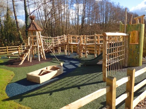 Main View The Duke Of Cambridge Adventure Play Area