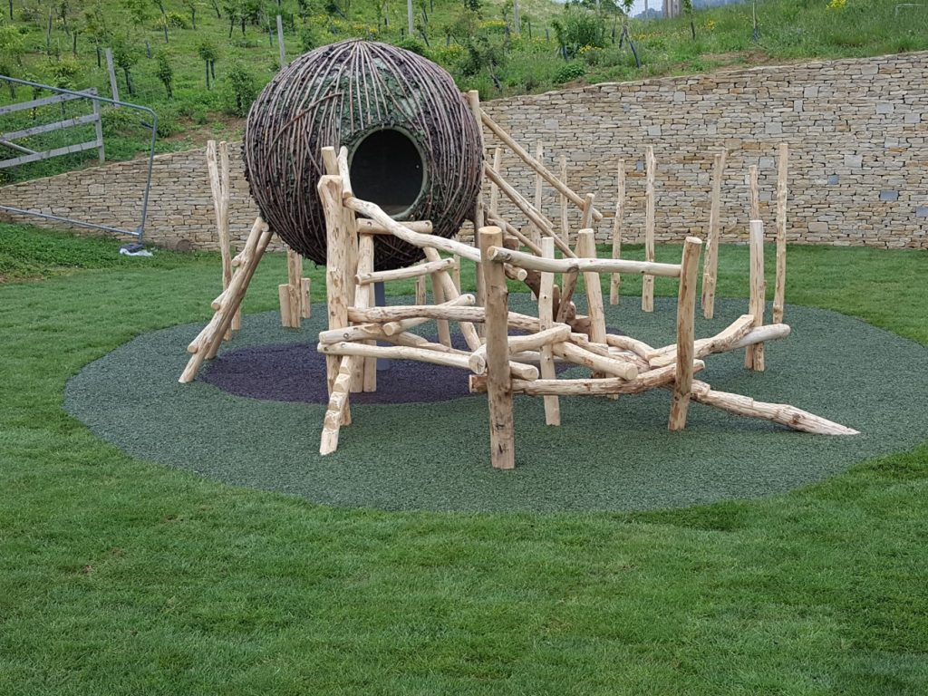 Main View Westmorland Gloucester Services M5 Outdoor Play Area Maze Labyrinth 2