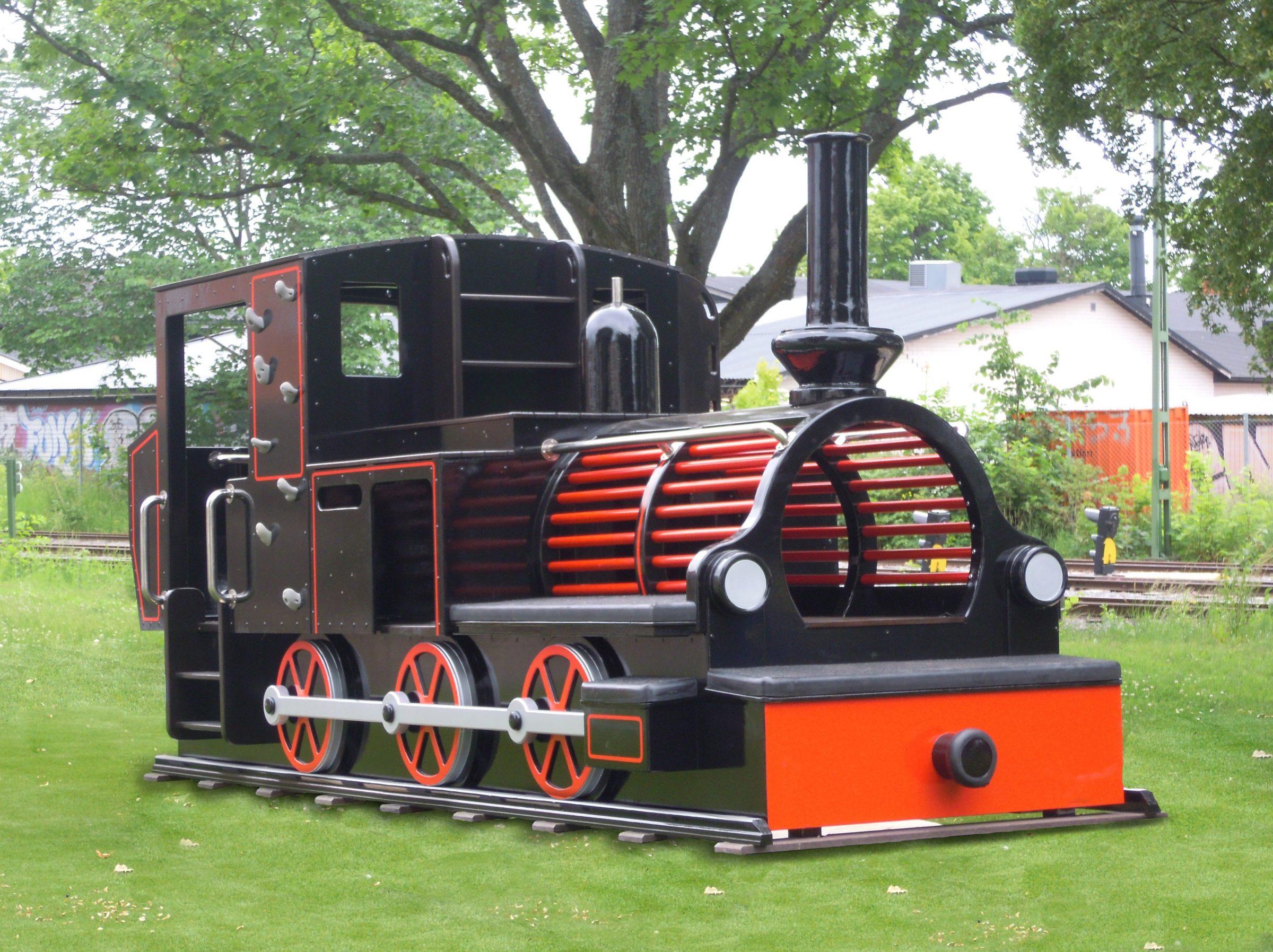 Train Spiel
