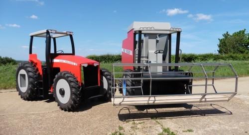 Massey Ferguson Play Combine Harvester E1438071811670