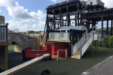 Miniature Replica – Anderton Boatlift Adventure Playground