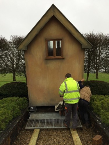 Moat Playhouse Delivery 2