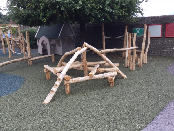 Moss Lane School Godalming Themed Adventure Playground 03
