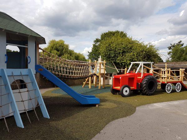 Moss Lane School Playground Godalming