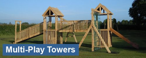 Multi-Play Towers