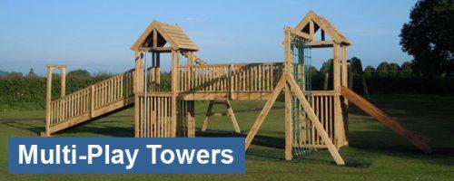 Multi-Play Towers