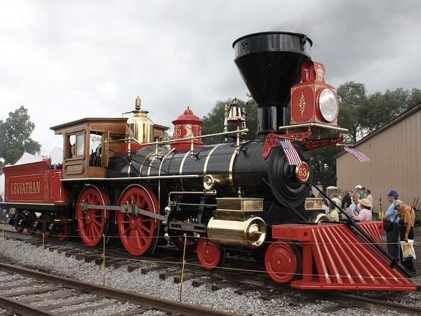 Pacific Locomotive 2
