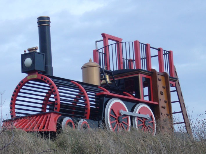 pacific-locomotive-childrens-play-train-with-climb-wall-slide-pole-and-ladder