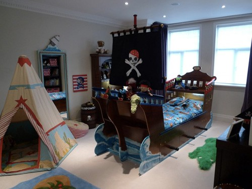 Pirate Themed Bedroom 2