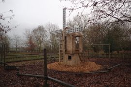 Play Area Overview Avoncroft Museum Of Historic Buildings Play Windmill And Boardwalk