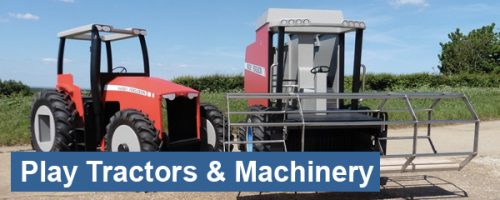 Play Tractors & Machinery