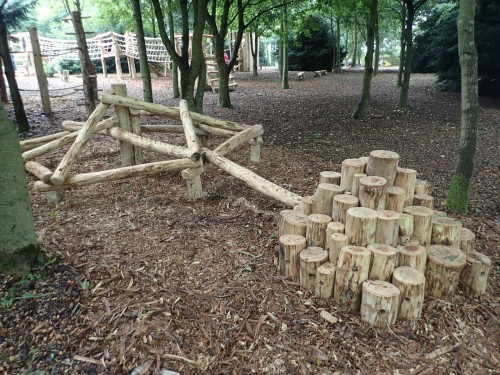 Random Climb Fountains Abbey And Studley Foyal Extensive Rustic Outdoor Woodland Play Area By Flights Of Fantasy