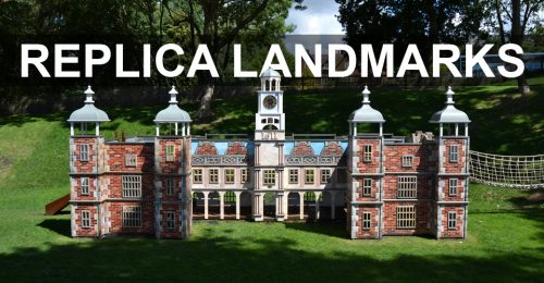 Replica Landmarks 2