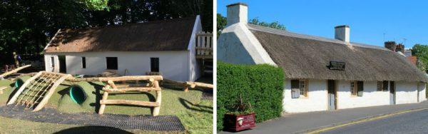 Robert Burns Birthplace Museum Miniature Replica Playground