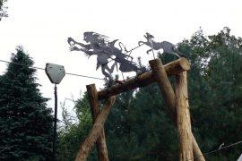 Robert Burns Scary Metal Creatures