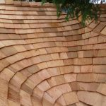 Roof Shingle Close Up Pinewood Hideaway Custom Built Bespoke Treehouse Playhouse
